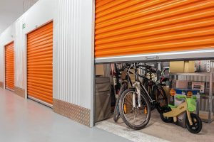 Stress free moving with storage