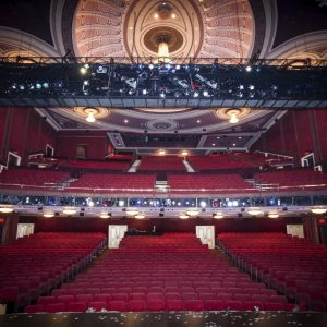 Broadway theaters are gold of Manhattan