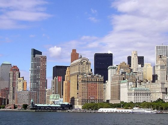 Manhattan - the greatest place on Earth!