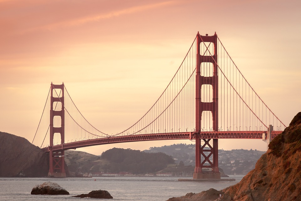 Moving to the West Coast opens numerous tourist opportunities.