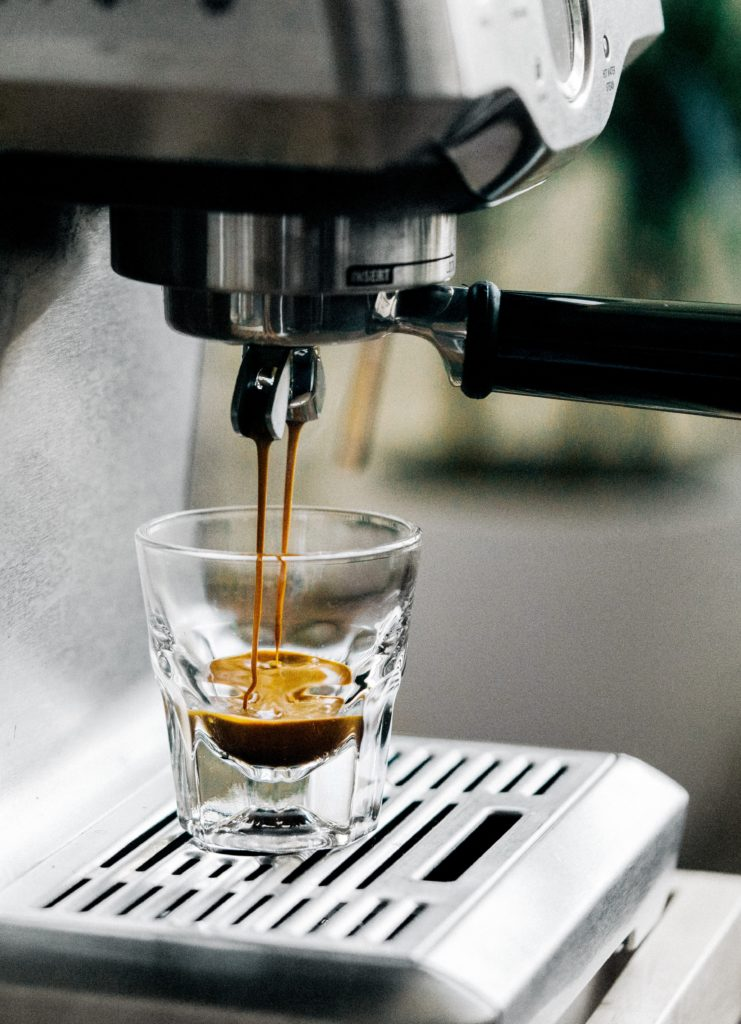 find the highest-quality espresso among the best coffee shops in Manhattan