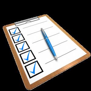 A checklist for your winter move