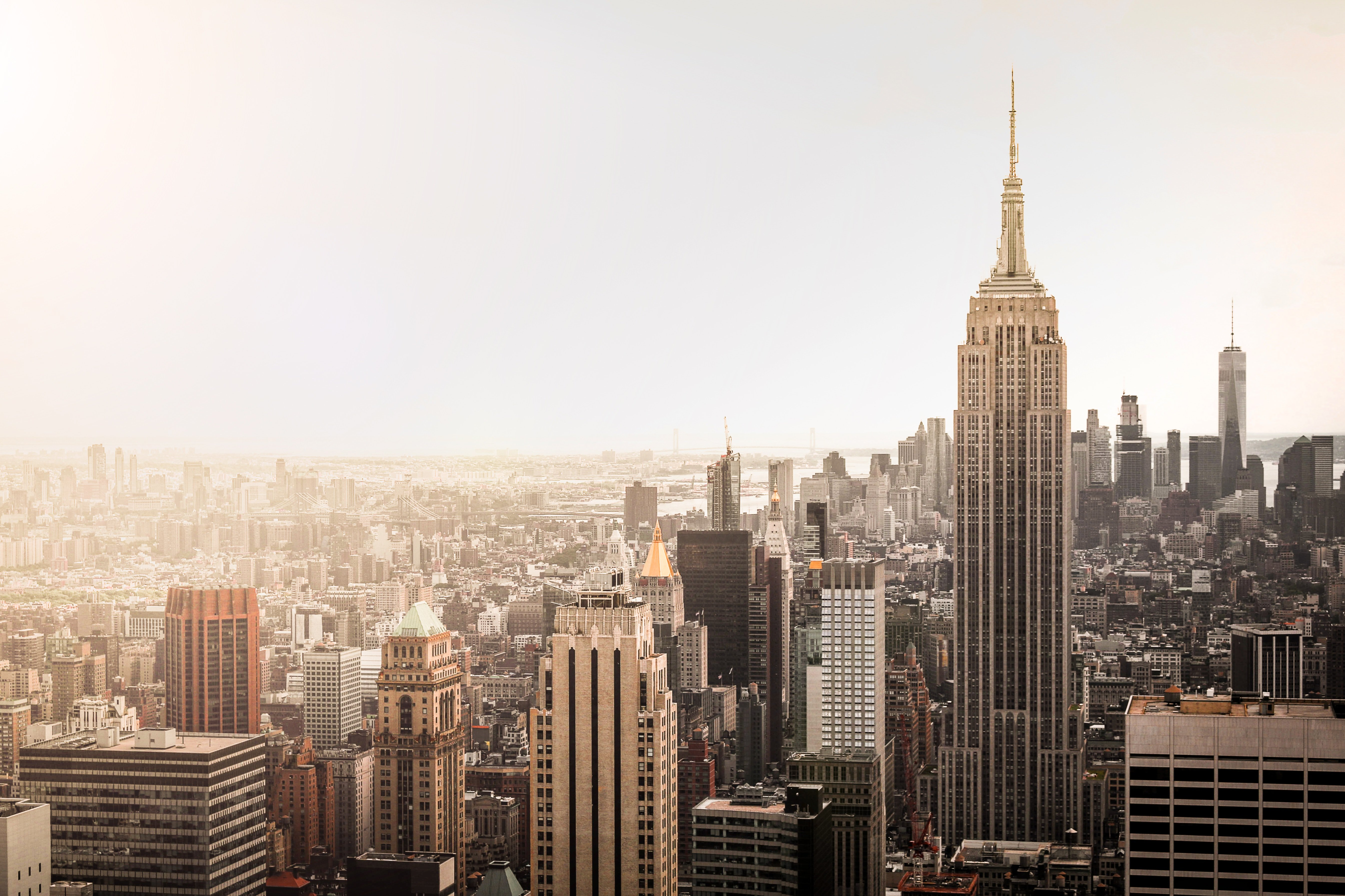 Advantages of moving to Manhattan