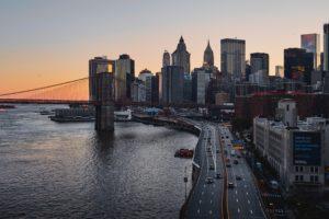 Moving to Manhattan