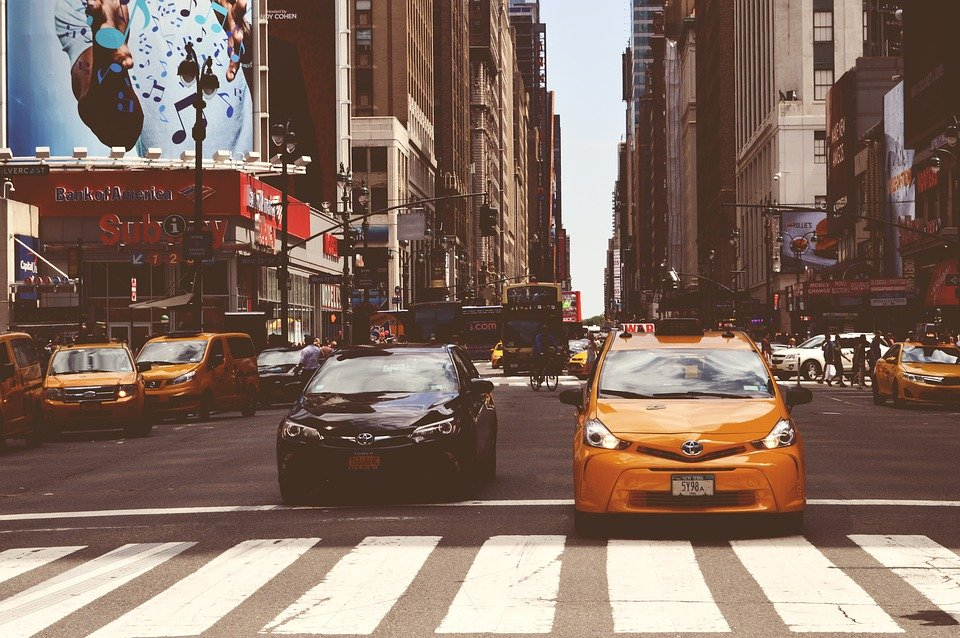 The streets of New York - is owning a car in NYC really a good idea?