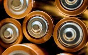Remove batteries before you pack small appliances