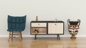 Furniture shows how to move in successfully with Feng Shui