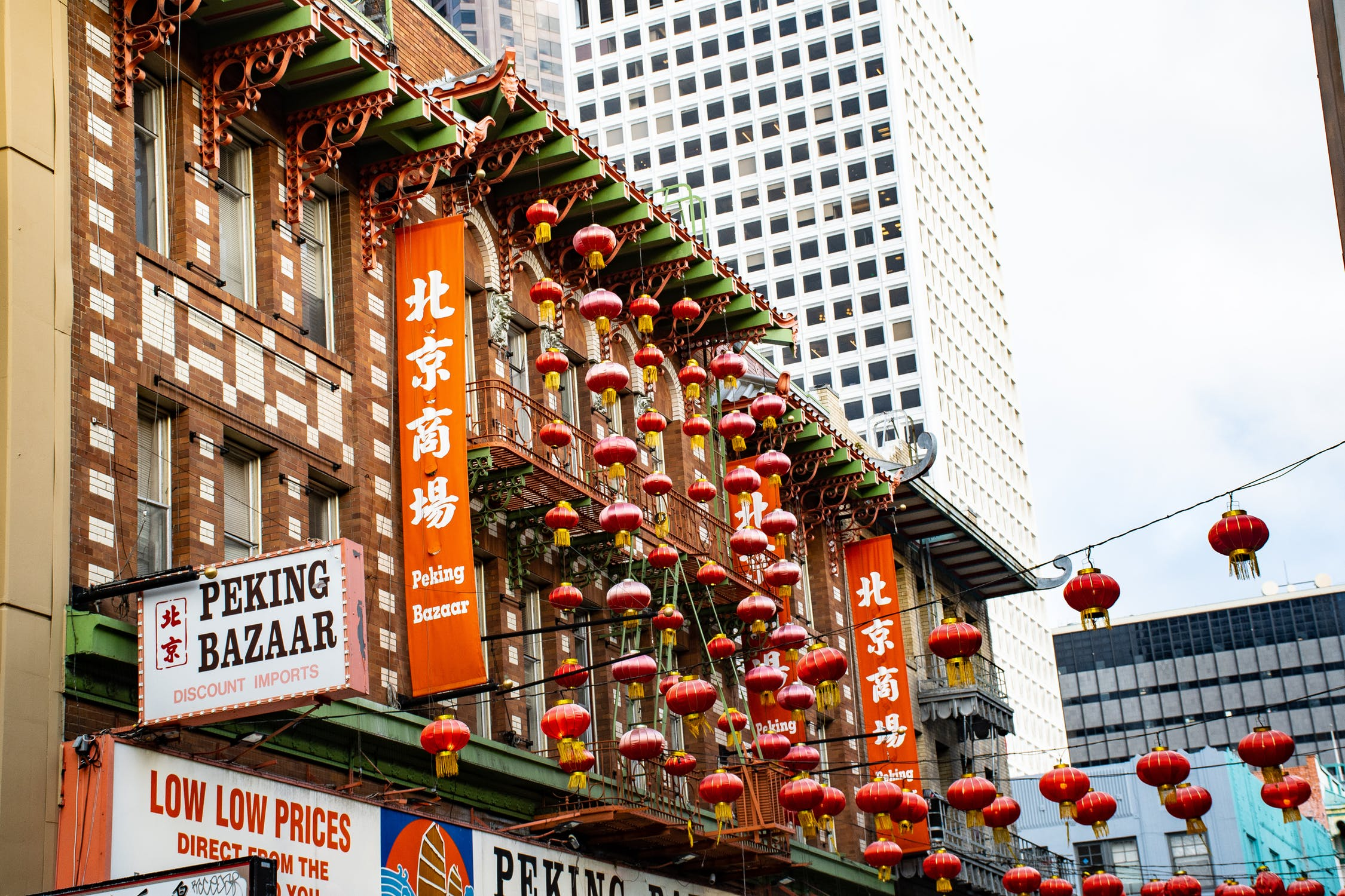 Chinatown neighborhoods for young professionals