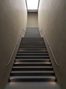 Flight of stairs.
