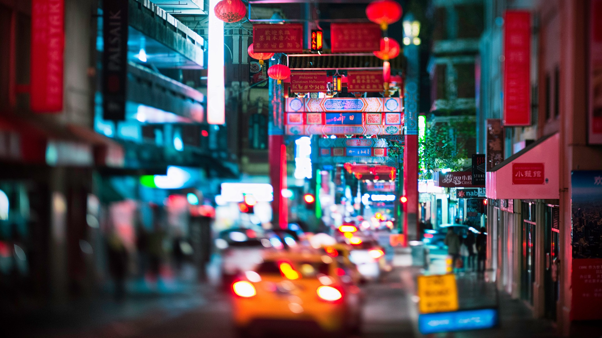Moving to Chinatown guide