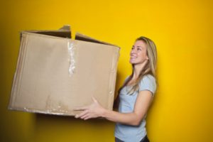 Contact your moving company if you need any professional moving equipment
