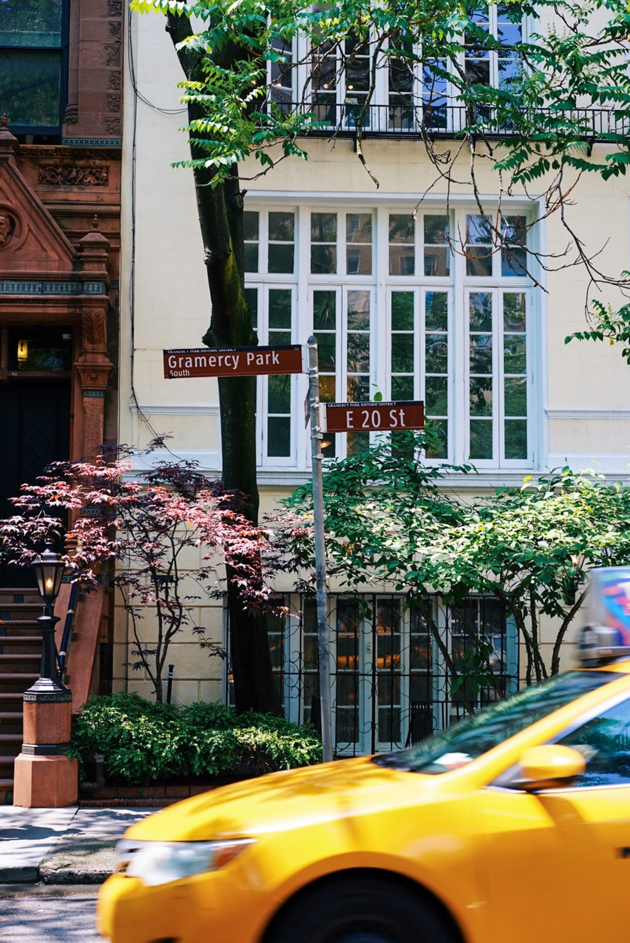 Moving to Gramercy Park