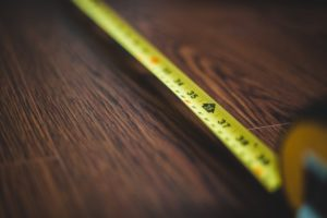 measuring when moving pool table long distance