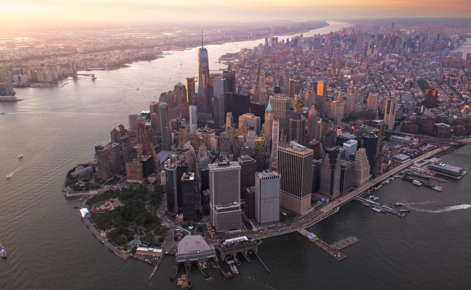 city's landscape