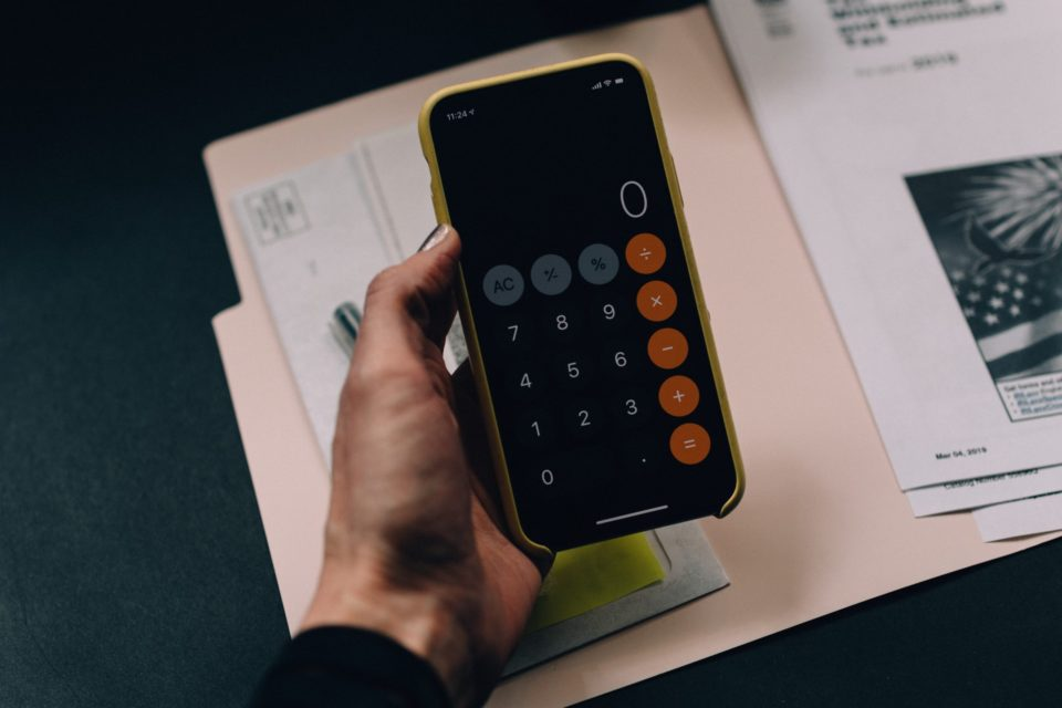 Estimate Moving Costs on your phone