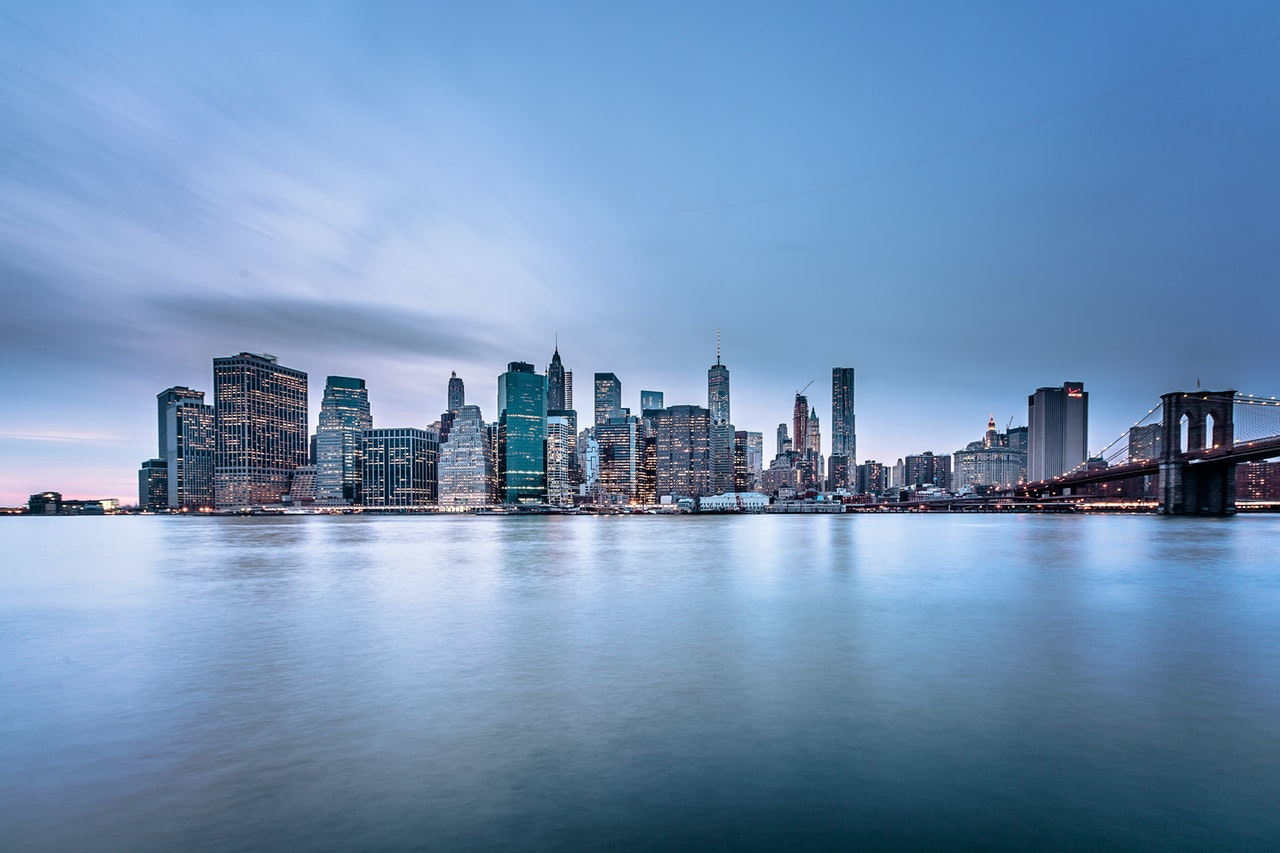 View of New York for people eager to find how to start a business in Manhattan