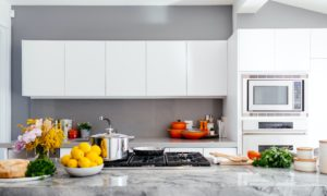 winter home improvement projects in Manhattan for your white kitchen