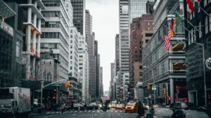 Common myths about moving to Manhattan would be crowded streets