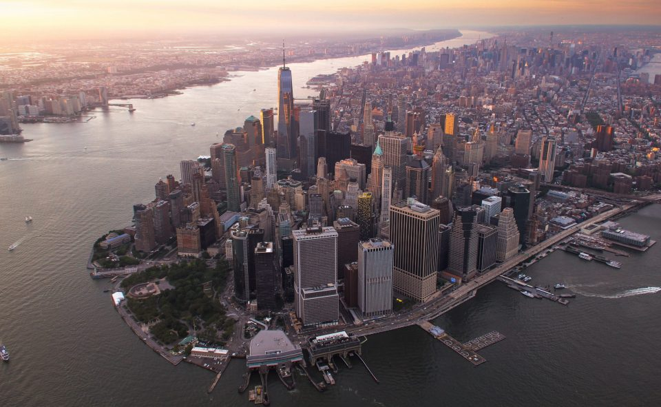 Moving to Manhattan from Miami to live in the financial district