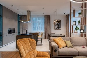 Manhattan apartments interior