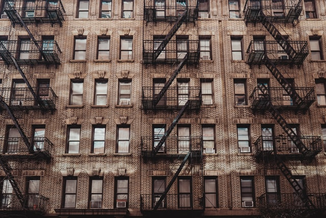 Finding an apartment in East Village is serious mission