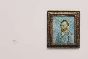 Vincent Van Gogh potrait