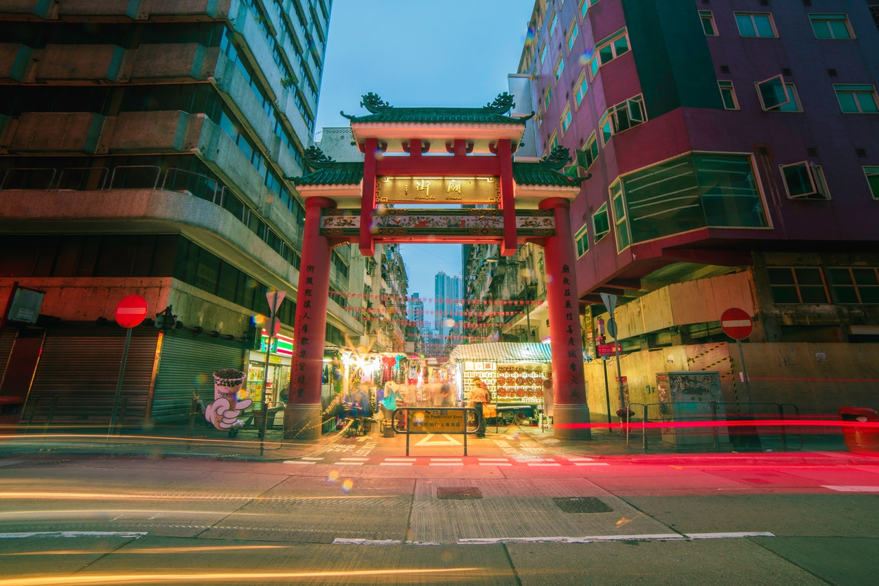 Summer move to Chinatown