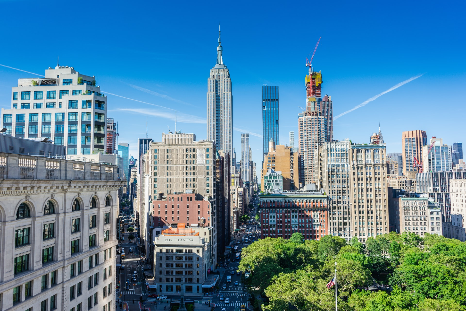 Choose the right neighborhood in Manhattan