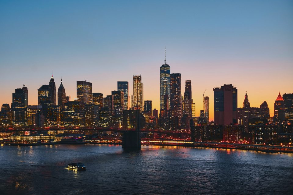 Moving to Manhattan in October to see the buildings in the distance